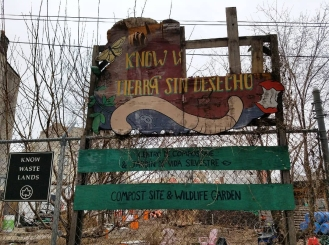 Know Waste Lands in Bushwick
